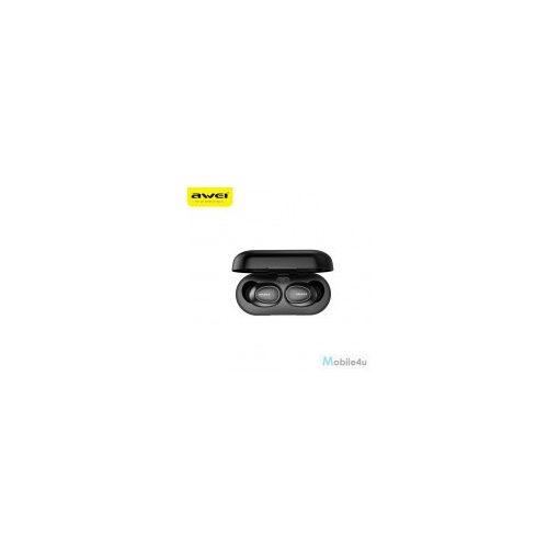 Awei T16 TWS headset fekete(AWEI-TWS-T16-BK)