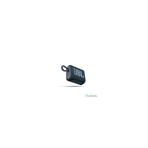 JBL GO3 Hordozható Bluetooth hangszóró,vízálló,Kék(JBL-GO3-BLU)