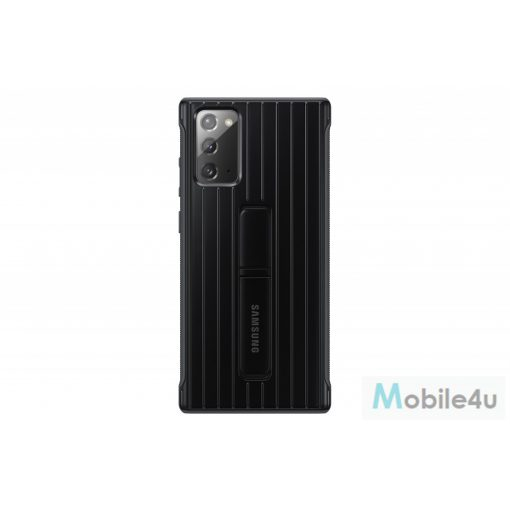 Samsung Galaxy Note 20 protective stand cover,Fekete(OSAM-EF-RN980CBEG)
